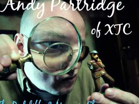 Andy Partridge at The Radcliffe and Maconie show-  BBC Radio 6 Music 29.03.2016