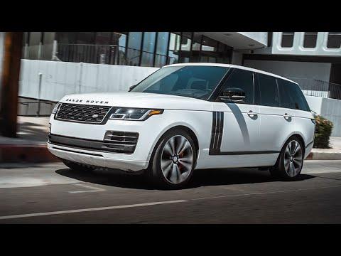 $200,000 Special Range Rover, Peaches N Cream Cullinan.