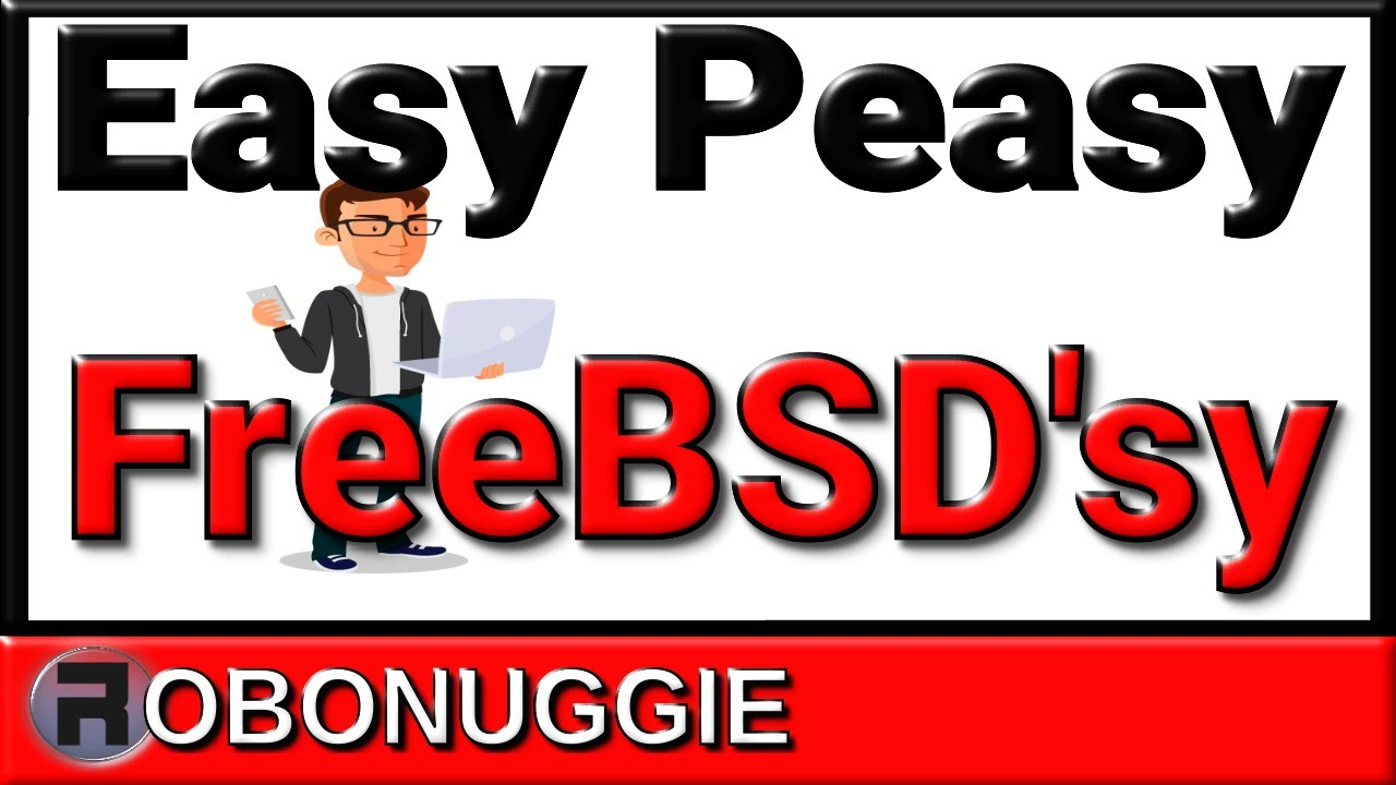 Easy Peasy FreeBSD'sy - darkMate 12.1