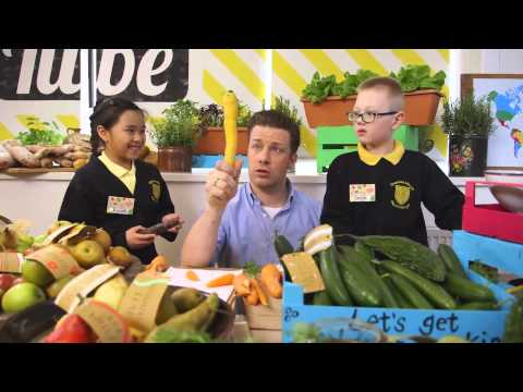 Food revolution 2015 with Jamie Oliver
