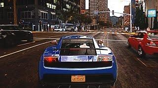 GTA 6 BETA GRAPHICS - REDUX ULTRA REALISTIC 4K 60 FPS Gameplay - Lamborghini Gallardo
