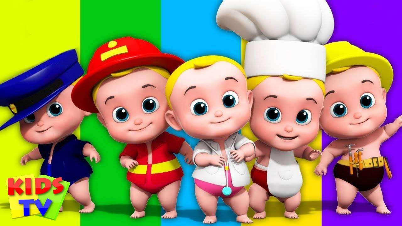 Download ABC Song | Five Little Monkeys | Baby Shark & More Children Songs | Nursery Rhymes - Kids Tv