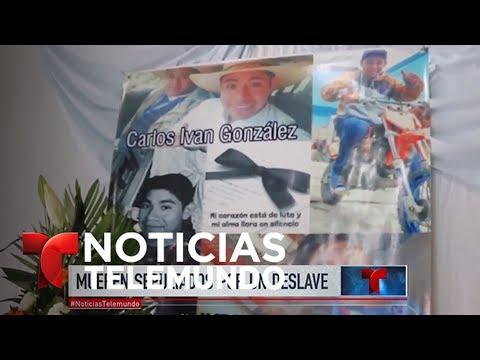 Noticias Telemundo, 20 de junio de 2017 | Noticiero | Noticias Telemundo