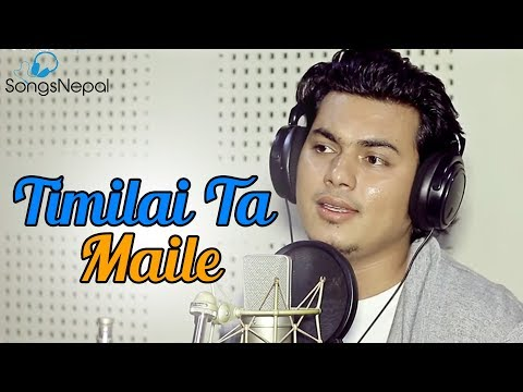 Timilai Ta Maile - Bijay Bista | New Nepali Pop Song 2017/2074