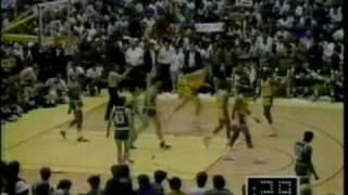 1987 NBA Finals: Celtics at Lakers, Gm 6 part 12/12
