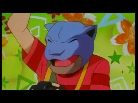 Pokémon - Todd's Blastoise mask (Swe/Svenska)