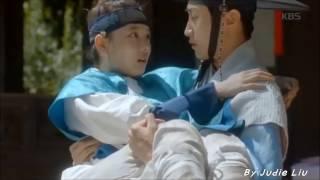 雲畫的月光 / 胤聖 (B1A4振永) MV - 迷霧之路 구르미 그린 달빛 / 윤성 ( 진영 / Jinyoung ) MV - 안갯길