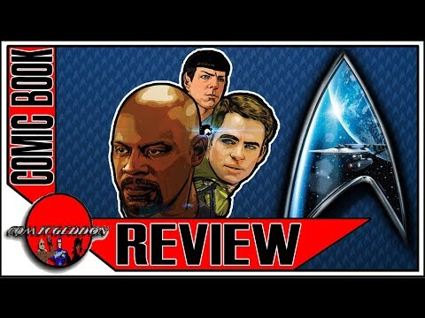 Star Trek The Q Gambit part 2 Issue #36  | IDW Publishing | Comic Book Review