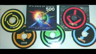 A State Of Trance 500 Mixed By Armin Van Buuren CD1