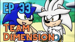 [Ep.33] Ask the Sonic Heroes - Team Dimension (Silver, Blaze, & Marine)