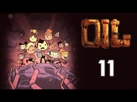 O² für Alle (11) Oxygen Not Included Gameplay Deutsch - Oil