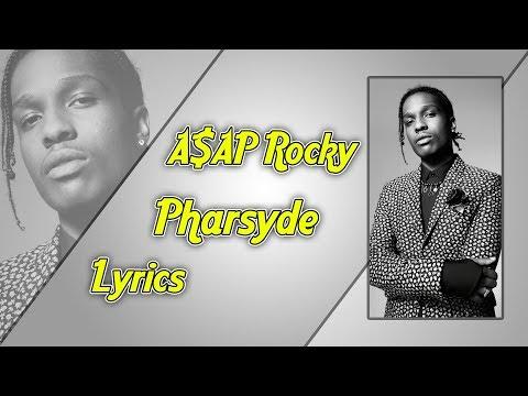 A$AP Rocky Pharsyde Lyrics