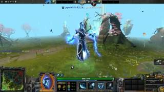 Dota 2 Razor Immortal Item Severing Crest