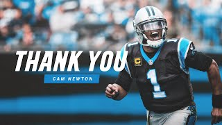 Thank you, Cam Newton.
