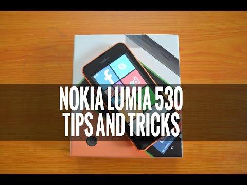 Nokia Lumia 530 Tips and Tricks