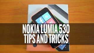Nokia Lumia 530 Tips and Tricks