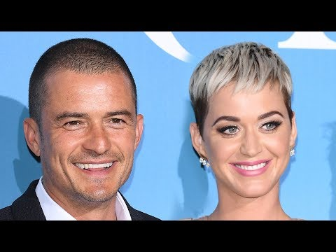 Katy Perry Films Orlando Bloom Dancing As Couple Makes Red Carpet Debut Mp3
