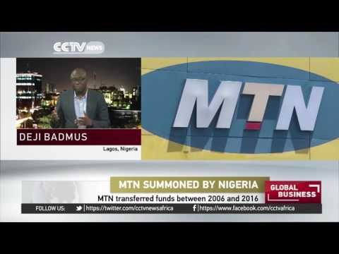 MTN Scandal in Nigeria: Trade minister and four lenders summoned over funds transfer