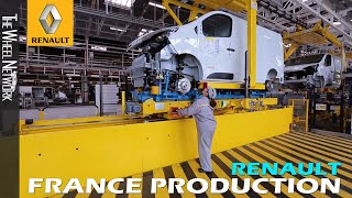 Renault Trafic Production in France