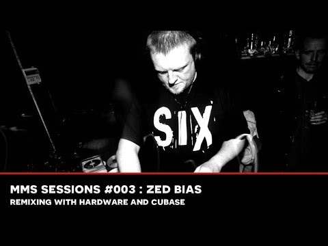MMS Sessions #003 : Zed Bias - The Art of Remixing