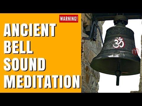 *WARNING ❯ Ancient Bell Gold Link Meditation Music ❯ Bell Sound Meditation