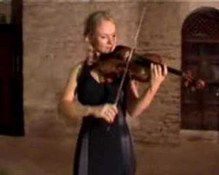Anna Serova plays Capriccio per viola  Henry Vieuxtemps