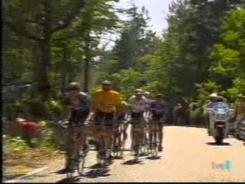 TOUR DE FRANCE 2002 MONT VENTOUX