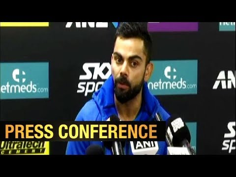 VIRAT SPECIAL: This Is The Team That Will Win us The World Cup 2019 I Ind vs NZ I Full Press Conf
