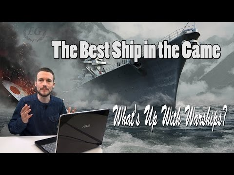 The BEST Ship in The Game! | What's Up With Warships?