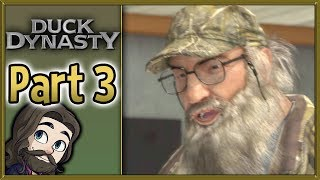 Duck Eater! - Duck Dynasty Gameplay - Part 3 - Let