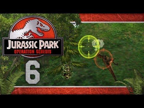 Jurassic Park Operation Genesis #006 - Die Krankheiten gehen um   GERMAN   60 FPS   1080 HD