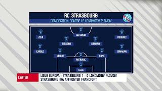 Strasbourg - Machardy :