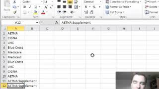 Excel Video 242 AutoComplete