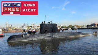 Missing Argentine Submarine Found - LIVE COVERAGE