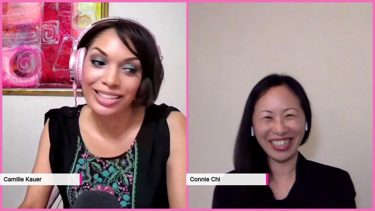 Publicist and Founder of The Chi Group, Connie Chi, on The E-Spot with Camille