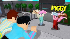 PIGGY Kidnapped Our GIRLFRIENDS.. We Had To RESCUE Them! (Roblox Bloxburg)