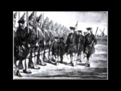Prussian Marches of the Soldier King Frederick William I