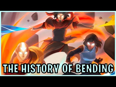 The History Of Bending (Avatar)