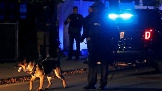 Two Boston cops in critical condition after shootout