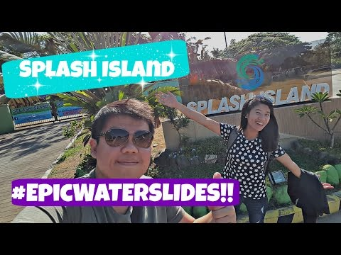Splash Island 2017 (P499 Metro Deal!!!)