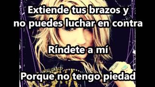 Kesha - Secret Weapon (Traducida al Español)
