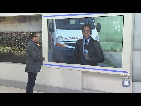 Jovem é alvejado a tiros em frente ao Hospital Fernando Franco - CIDADE ALERTA