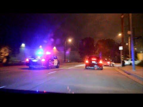 cops show up at races (SFV meets)ᴴᴰ