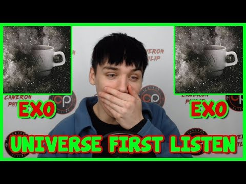 EXO - UNIVERSE WINTER ALBUM FIRST LISTEN...