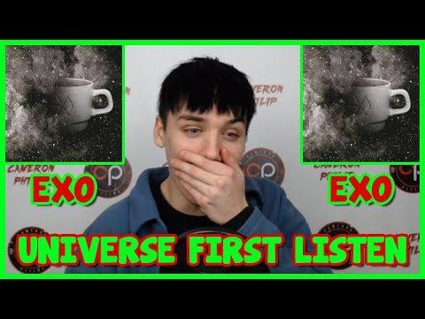 EXO - UNIVERSE WINTER ALBUM FIRST LISTEN...