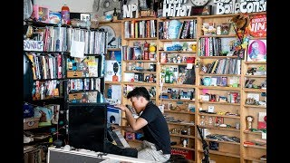 George Li: NPR Music Tiny Desk Concert
