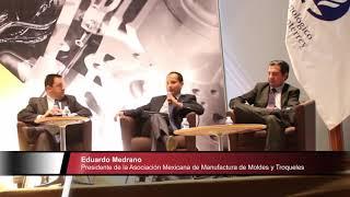 Eduardo Medrano, Presidente de la AMMMT