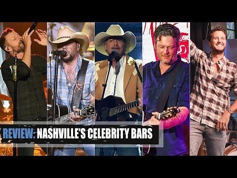 Nashville's Best Celebrity Bars