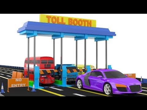 Thumbnail: Learn Colors With Cars Colors for Children Street Vehicles & Cars Colours for Kids to Learn #31