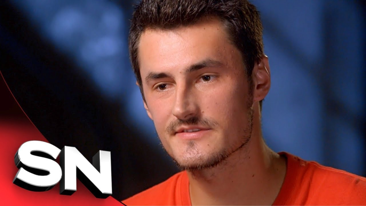 Bernard Tomic Trouble On The Tennis Court Sunday Night Youtube
